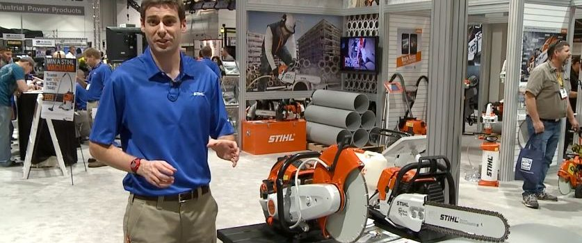 Stihl at World of Concrete