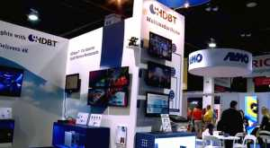 HDBaseT-Trade-Show-Booth-InfoComm-2014